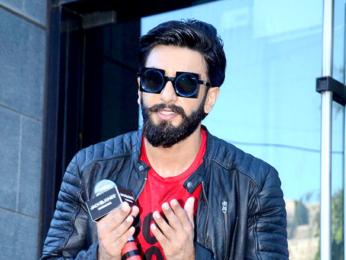 Ranveer Singh at the launch of Jack & Jones' new campaign