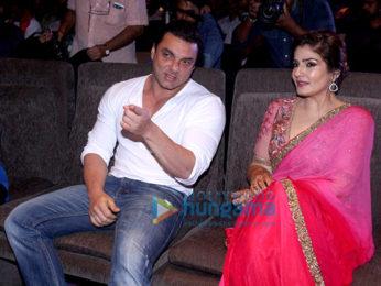 Raveena Tandon and Sohail Khan grace the Bhay music launch