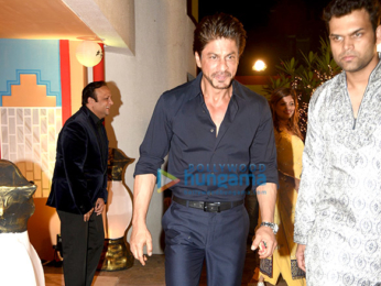 Shah Rukh Khan and many more at Sachin Joshi's Diwali bash