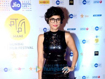 Sanjay Dutt, Sonam Kapoor & Rajkumar Hirani grace the MAMI 18th Mumbai Film Festival 2016 closing night