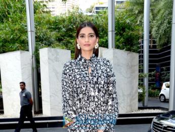Sonam Kapoor pledges her support to fight malnutrition