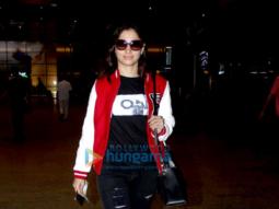 Tamannaah Bhatia, Huma Qureshi & Disha Patani & others snapped at the airport
