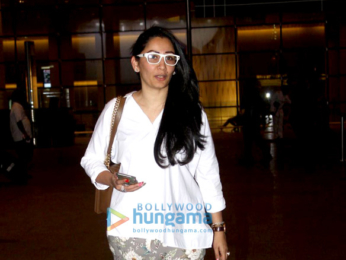 Tamannaah Bhatia, Sonu Sood & others snapped at the domestic terminal