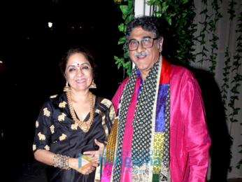 The Bachchan's diwali bash