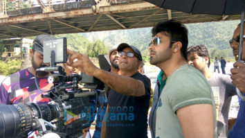 On The Sets Of The Movie Zehan