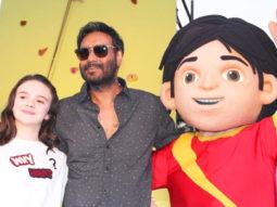 Ajay Devgn Meets Shiva - The Superhero