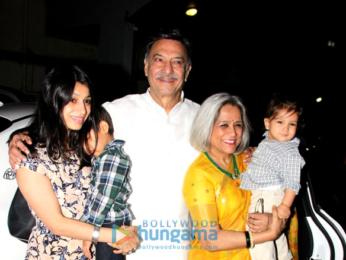 Shabana Azmi, Waheeda Rehman, Raveena Tandon grace Anjali Chhabria's book 'Death Is Not The Answer'