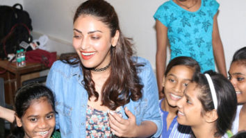 Anushka Ranjan Sponsors Children Education Diwali