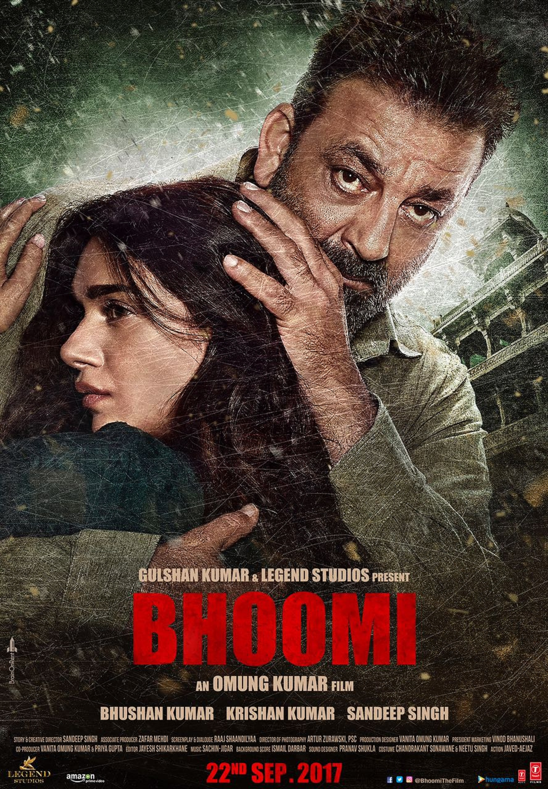 Bhoomi Movie Review Release Date Songs Music Images Official Trailers Videos Photos News Bollywood Hungama
