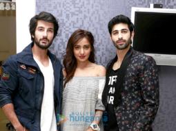 Cast of 'Tum Bin 2' media meet at T-Series office