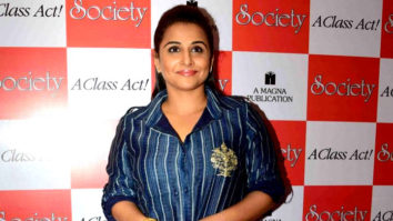 """I've ALWAYS Been A Bachchan Fan"": Vidya Balan Parties And Events Video Image"