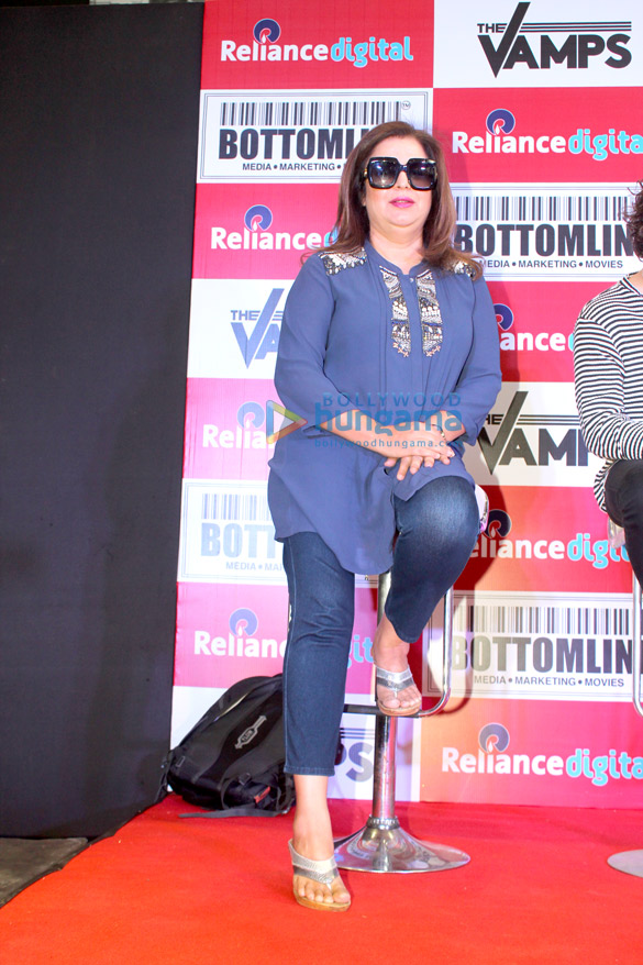 Farah Khan and The Vamps announce new song 'Nakhra'