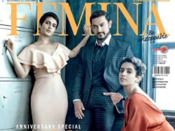 Fatima Sana Shaikh, Aamir Khan, Sanya Malhotra On The Cover Of Femina