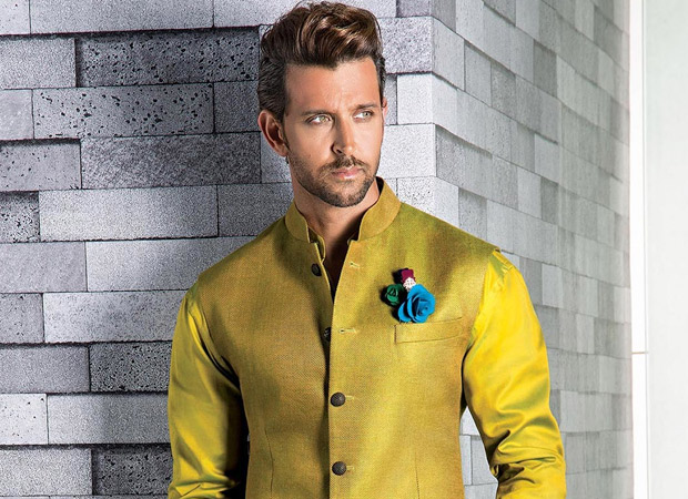 Hrithik Roshan ranked No.3 on World's Most Handsome Faces