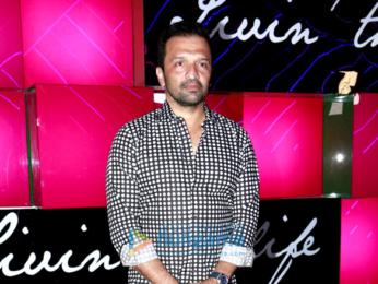 Hrithik Roshan graces the launch of Ananya Birla's single