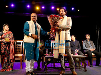 Irrfan Khan graces the '13th Jashn-e-Bachpan' children's theatre festival