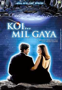 First Look Of The Movie Koi Mil Gaya