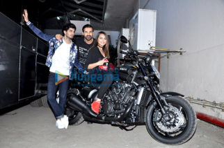 Media meet of 'Force 2' success in Mehboob Studio
