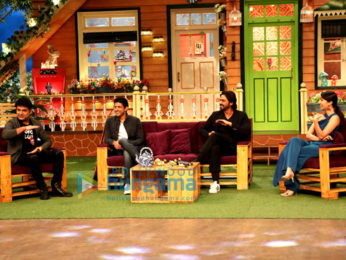 Promotion of 'Rock On!! 2' on the sets of 'The Kapil Sharma Show'