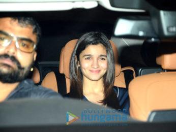 Ranbir Kapoor & Ayan Mukerji's bash for their new movie with Dharma Production