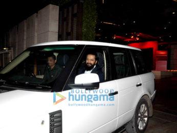 Ranbir Kapoor, Jacqueline Fernandez, Arjun Kapoor & other celebs attend Ambani bash at Antilla