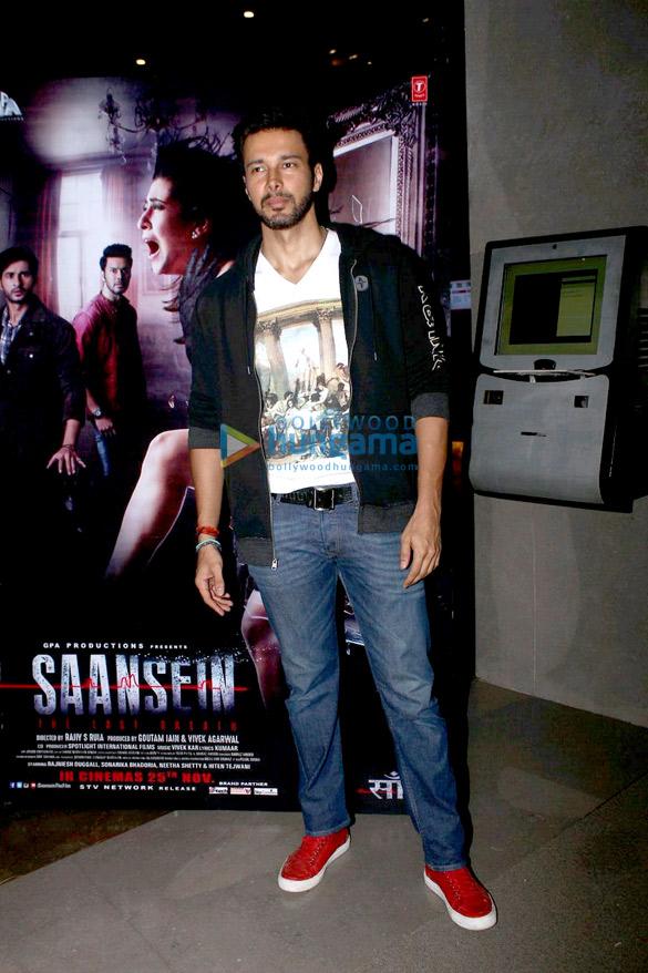 Premiere of 'Saansein – The Last Breath'