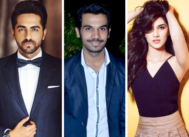Watch Ayushmann Khurrana, Rajkummar Rao and Kriti Sanon wrap up Bareilly Ki Barfi