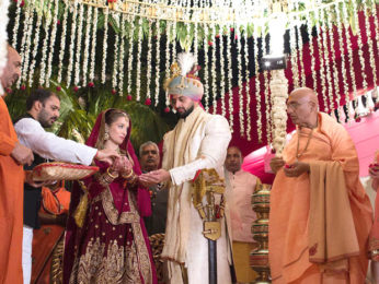 Check out: Inside pics of Arunoday Singh's wedding with girlfriend