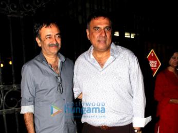 Boman Irani celebrates his birthday with Farah Khan, Abhishek Bachchan, Rajkumar Hirani and others