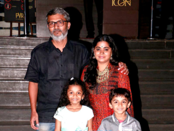 Cast and crew screening of the film 'Dangal'