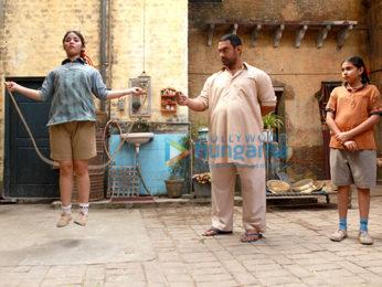 Movie Stills Of The Movie Dangal