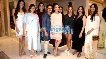 Elli Avram, Alvira Khan and Deanne Pandey grace 'Shirrin Fashion Store's launch