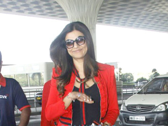 Farhan Akhtar, Sushmita Sen & Sophie Choudry snapped at the airport
