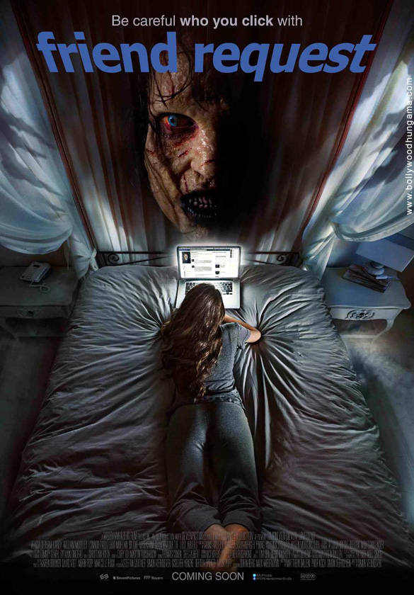 First Look Of The Movie Friend Request