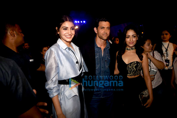 Hrithik Roshan, Anushka Sharma and many more grace the GQ Fashion Nights Red Carpet