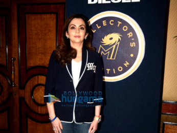 'Mumbai Indians' collaborates with the fashion brand 'Diesel'