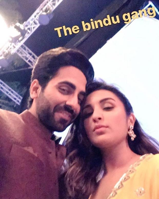 Parineeti Chopra & Ayushmann Khurrana 1