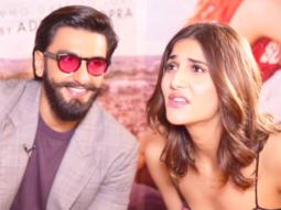 Ranveer Singh Vaani Kapoor's BEFIKRE Quiz How Well Do You Know Each Other video