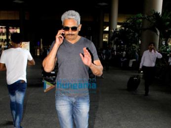 Shahid Kapoor, Mira Rajput, Varun Dhawan, Rani Mukerji & others snapped at the airport
