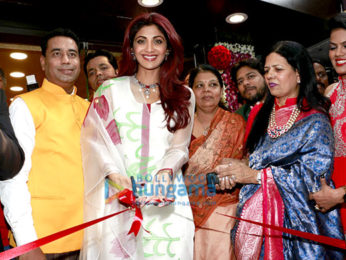 Shilpa Shetty inaugurates Varti Jewels