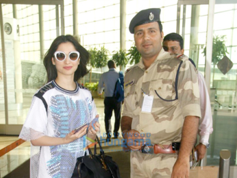 Tamannaah Bhatia and others snapped at the airport