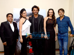 Trailer launch of 'Coffee With D'