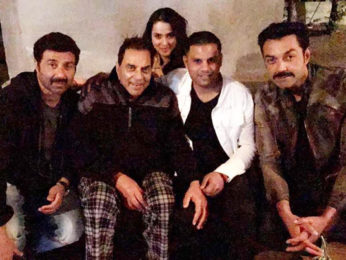 Check out: Bobby Deol celebrates birthday with family