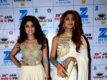 Celebs grace the red carpet for Umang Police show