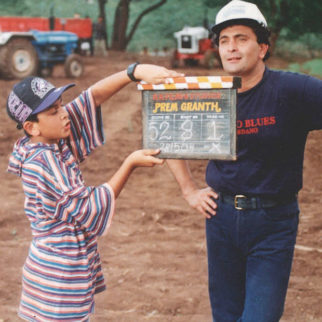 Check out: When young Ranbir Kapoor held the clap board for 'papa' Rishi Kapoor