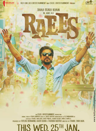 Raees Photos Poster Images Photos Wallpapers Hd Images Pictures Bollywood Hungama