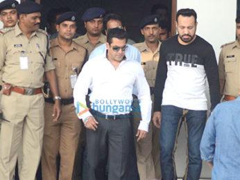 Salman Khan returns to Mumbai from Jodhpur