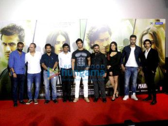 Trailer launch of film 'Commando 2'