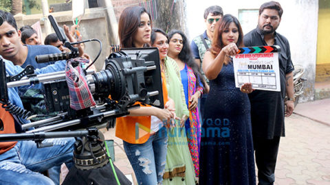 On The Sets Of The Movie Zindagi Mumbai