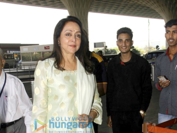 Aamir Khan, Hrithik Roshan, Yuvraj Singh and others snapped at the airport